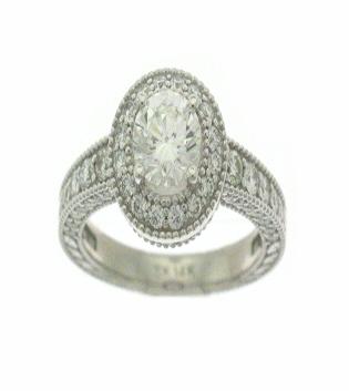 Lab Grown Diamond Engagement Ring Toronto