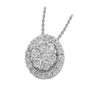 Halo Diamond Pendant Toronto