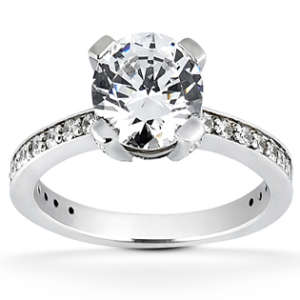 Buy Brilliant Diamond Engagement Ring