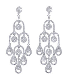 Best Chandelier Diamond Earring Toronto