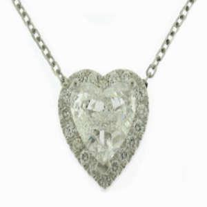 Diamond Heart Pendant Toronto