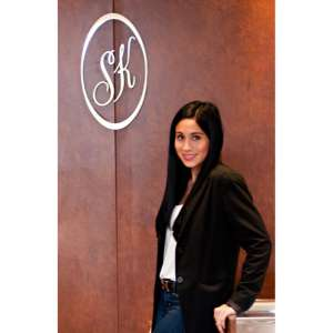 Melissa Spivak- jewellery designer