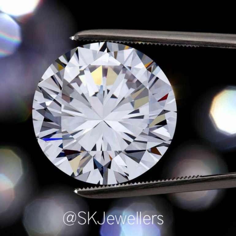 Diamond: Aprils Birthstone