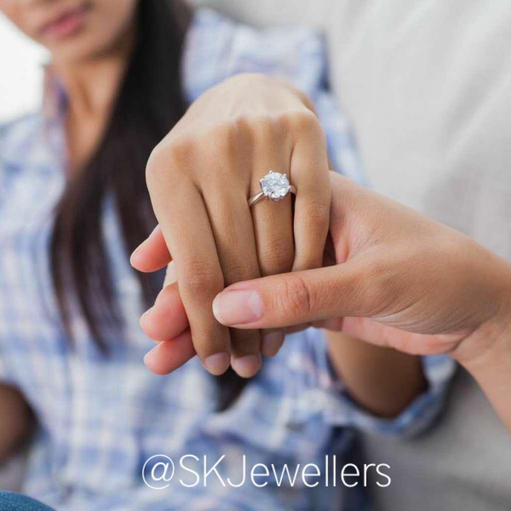 Engagement ring proposal toronto