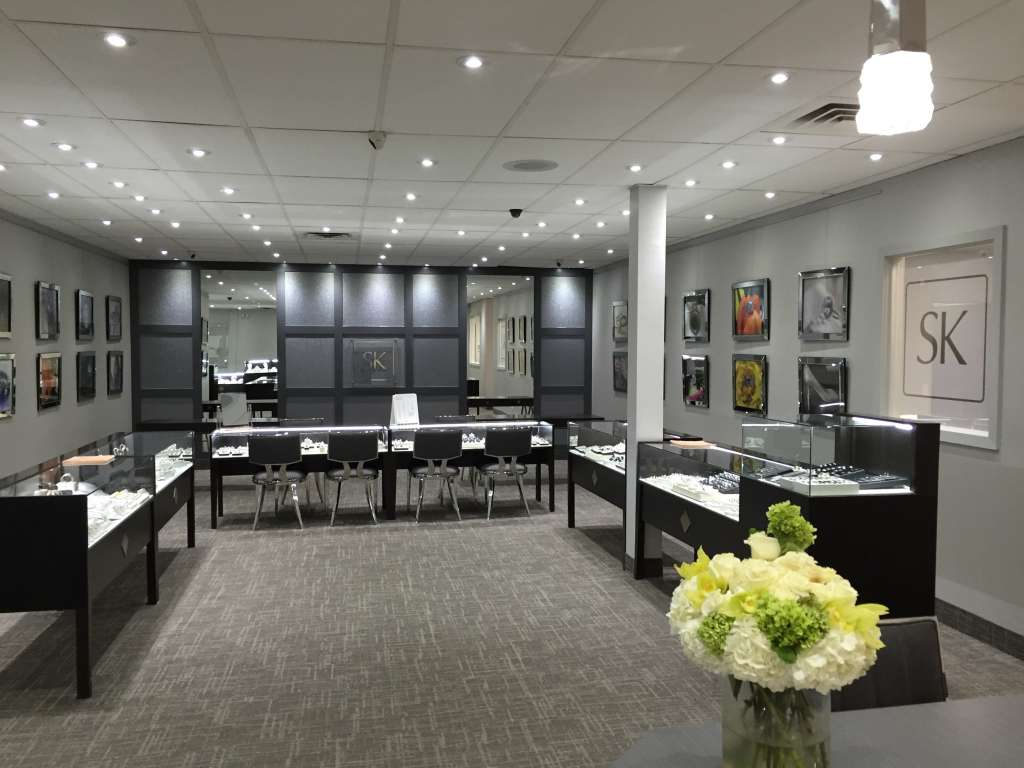 samuel kleinberg jewellers store renovation