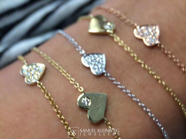 Hearts on hearts on hearts