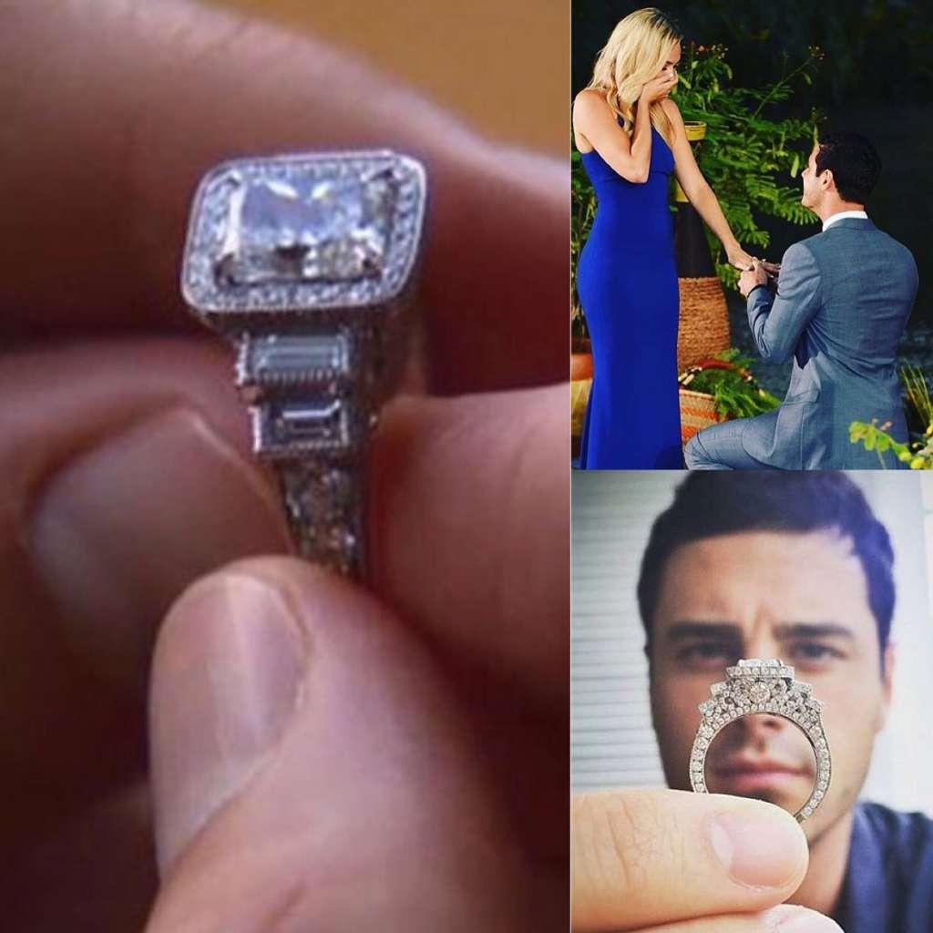 ben higgins bachelor engagement ring