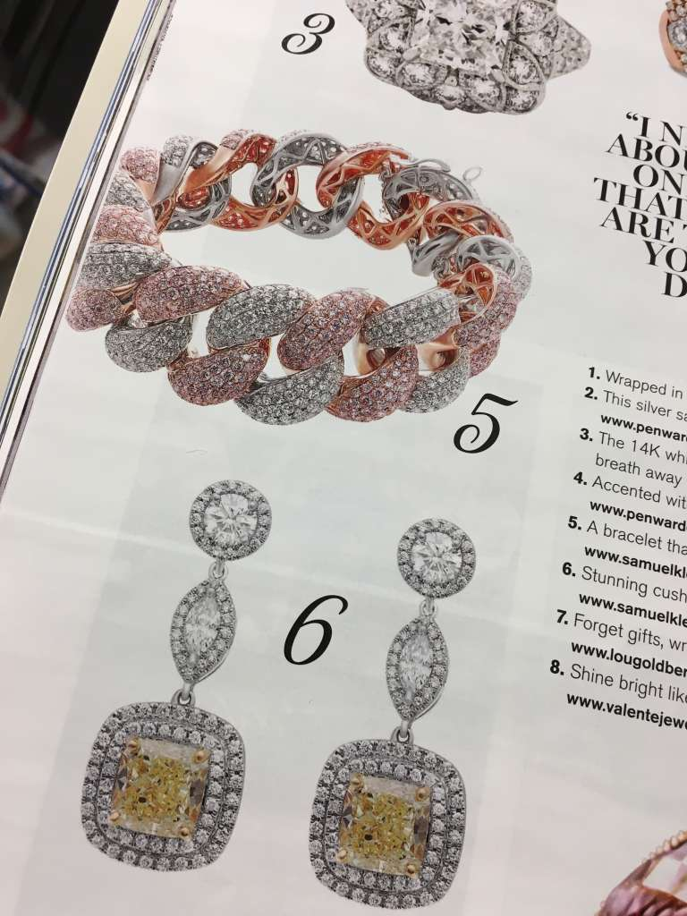 samuel kleinberg jewellers and dolce magazine