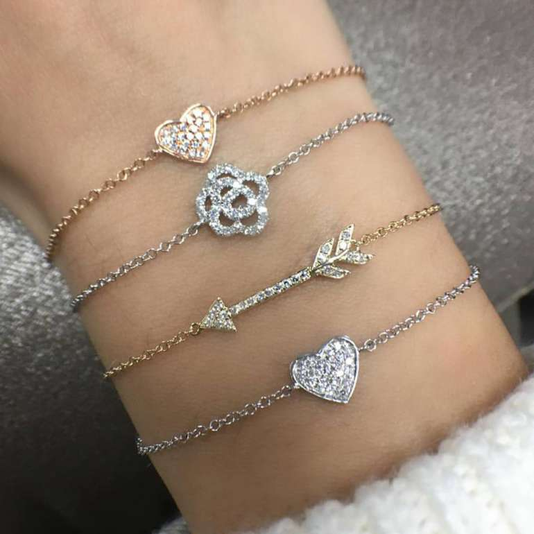 Hearts, flowers and arrows!