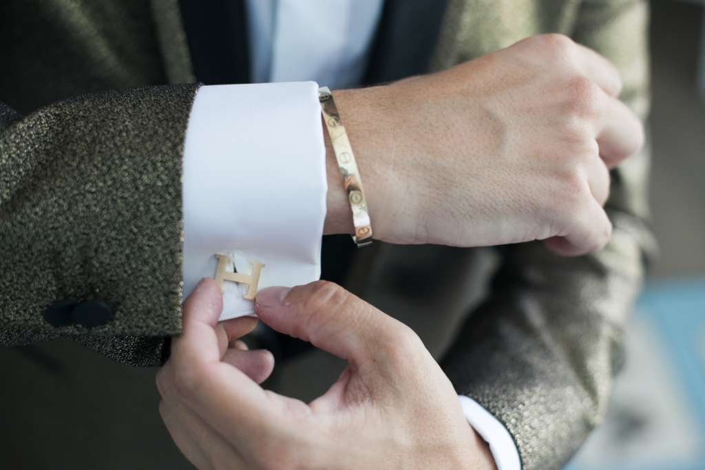 initial cufflinks